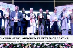 'Hybrid Neta' launched at Metaphor Festival