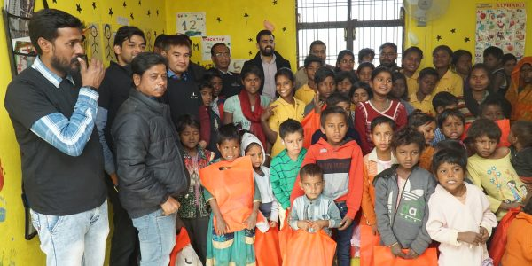 Shalimar celebrates Christmas with the underprivileged