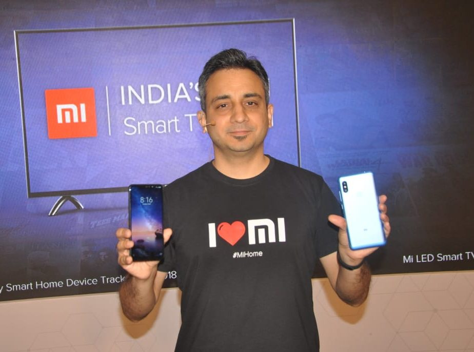 redmi launching mi 6 pro kaivalya communication top pr agency in india