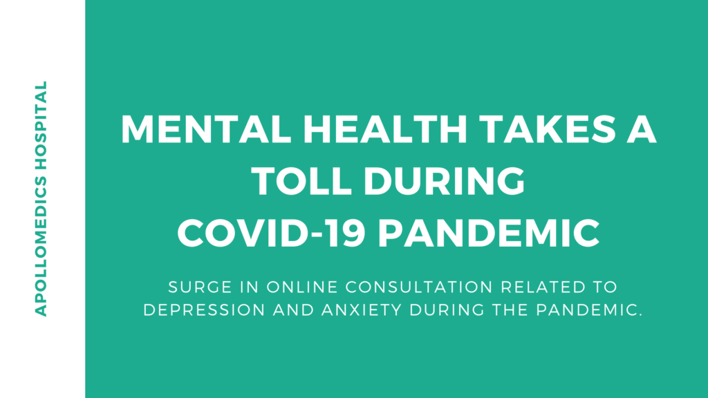 Mental Health Takes a Toll during COVID-19 Pandemic
