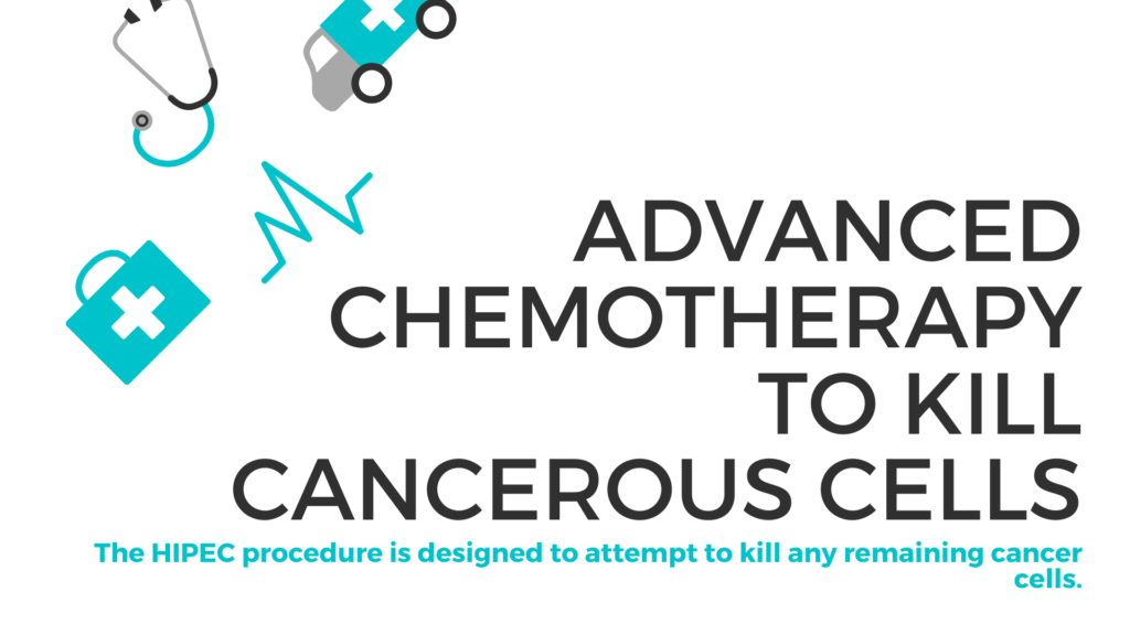 Advanced chemotherapy to kill cancerous cells