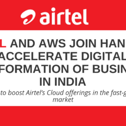 Airtel And AWS