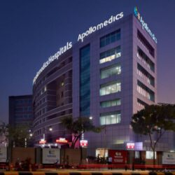First cochlear implant done in Apollomedics Hospital
