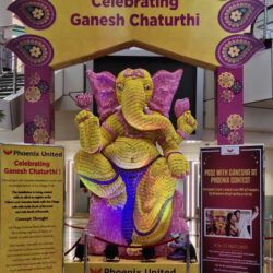 Tallest structure of Lord Ganesha